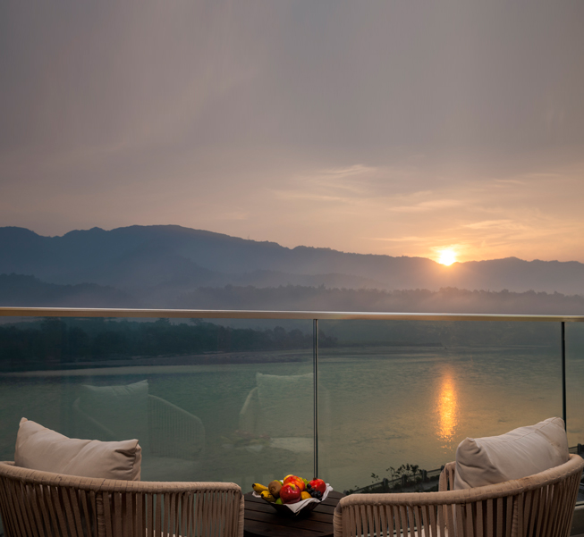 Luxury ayurveda retreats india